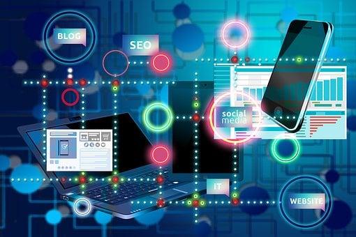 Internet, Social Media, Network, Blog, Page, Seo
