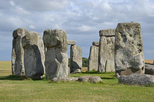 Stone-Henge, Stonehenge, Monument, Stone