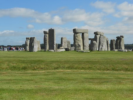 Stonehenge, United Kingdom, England, Landscape