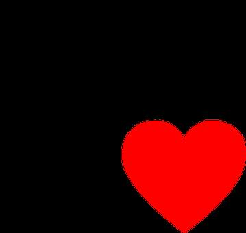 Charity, Heart, Silhouette, World, Volunteer, Icon