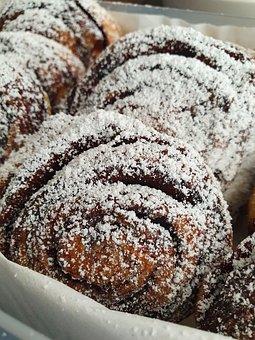 Cocoa Snail, Sweets, Sweetpea, Baking