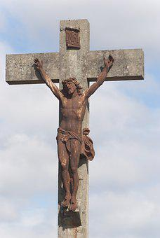 Jesus, Christ, Crucified, Easter, Religion, Faith