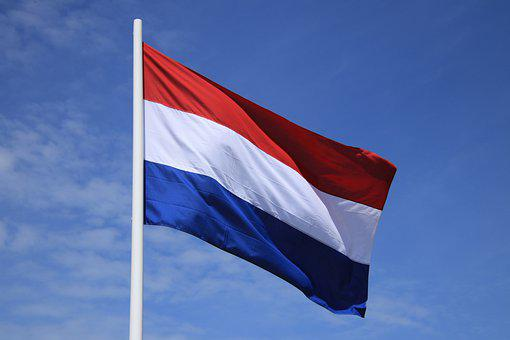 Flag, Netherlands, Country, Liberation Day, King's Work