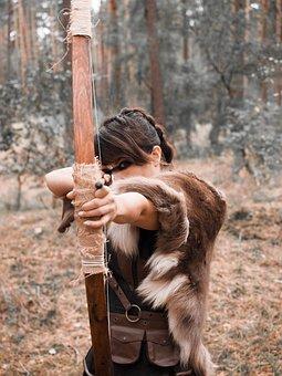 Warrior, Amazone, Fantasy, Woman, Female, Amazon