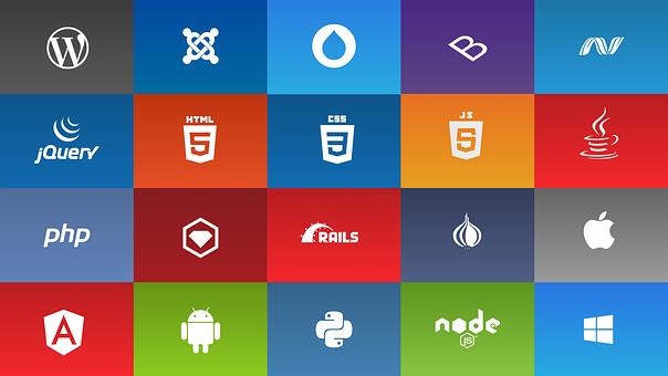 Wordpress, Joomla, Drupal, Bootstrap