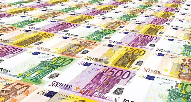 Euro, Stack, Europe, Eu, European Union, Monetary Union