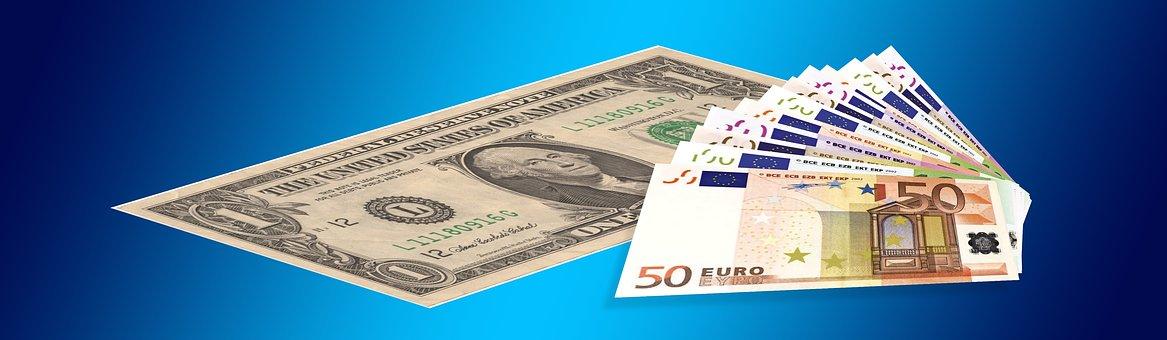 Euro, Dollar, Forex, Trade, Stack, Europe, Eu