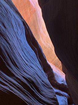 Path, Slot Canyon, Kanab, Utah, Adventure, Scenic