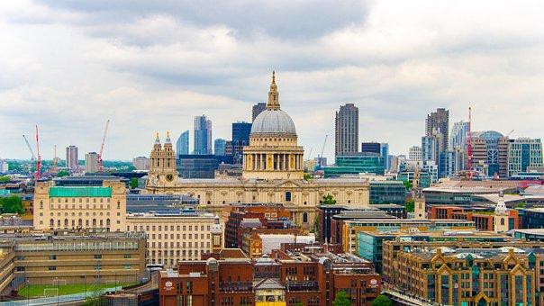 London, England, City, Architecture, Urban, Cityscape