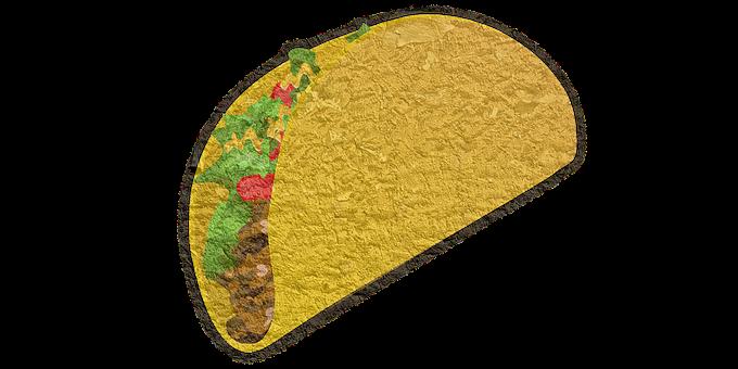 Taco, Mexican, Mexico, Mexican Dish, Beef, Pork