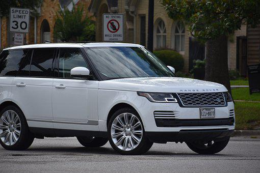 Suv, Range Rover, Sport, Luxury Car, Vehicle