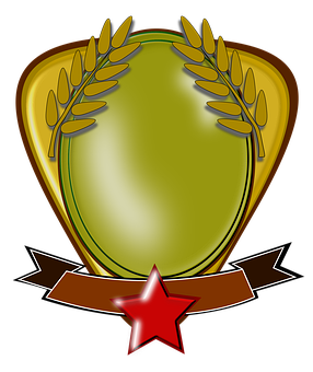 Medal, The Medallion, The Prize, Gold, Champion