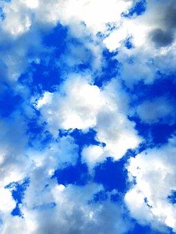 Cloud, Rain, Storm, Nature, Landscape, Dark, Sky