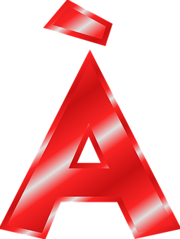Alphabet, A, À, Umlaut, Mutated Vowel