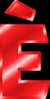 Alphabet, E, È, Umlaut, Mutated Vowel