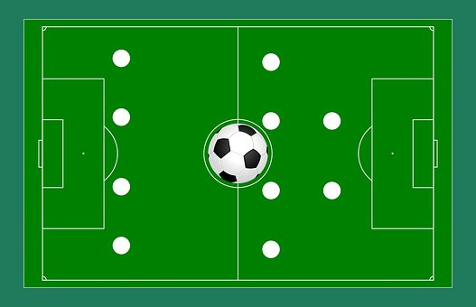 Strategy, Football, Soccer, Game, Plan, Table, Ball