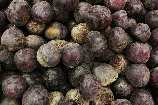 Beet, Beet The Background, Vegetable, Purple, Fresh
