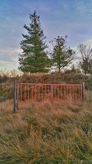 Door, Mount, Limit, Field, Hermosilla