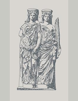 Archimedes, History, Antique, Design Element, Artwork