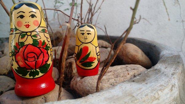 Doll, Russian Doll, Russia, Russian, Matryoshka