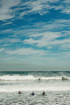 Surf, Beach, The Quarries, Gran Canaria, Las Palmas