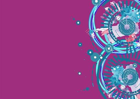 Texture, Vector, Color, Full, Design, Pattern, Creative