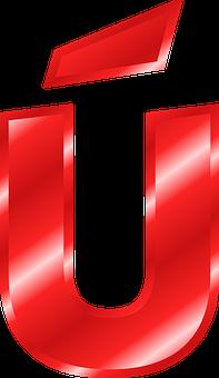 Alphabet, U, Ú, Umlaut, Mutated Vowel