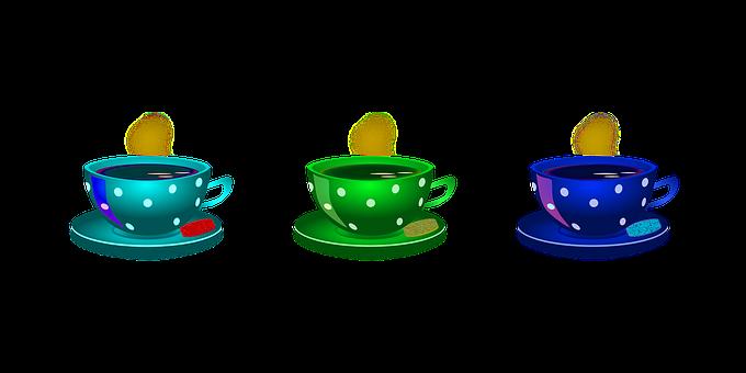 Cup, Tea, Coffee, Hot, Cookies, Food