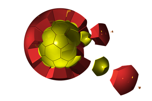 Nuclear, Bomb, Explosive, Lens, Detonator, Baratol