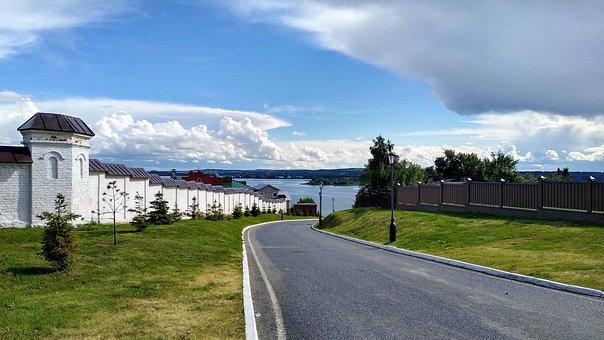 Russia, Tatarstan, Kazan, Journey, Architecture
