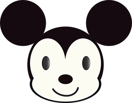 Mouse, Emoji, Smile, Smiley Face, Mickey Mouse