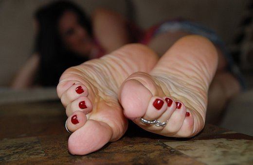 Feet, Soles, Sole, Barefoot, Foot Fetish, Toes, Female
