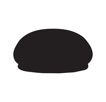 Flat, Cap, Hat, Icon, Design, Education, University