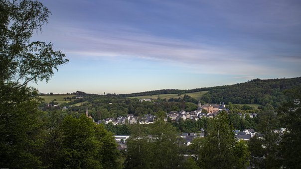 Bad-Berleburg, Castle