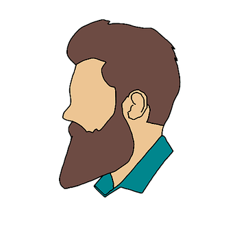 Keywords, Men, Beard, Hipster - Person