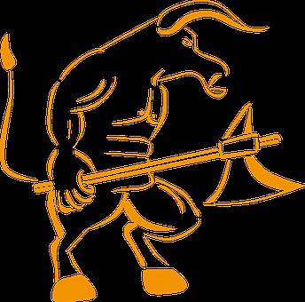 Minotaur, Mythology, Legend, Beast, Monster, Creature