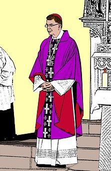 Pastor, Minister, Priest, Church, Faith, Pray Cross