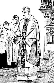 Priest, Pastor, Minister, Church, Preach, Preaching