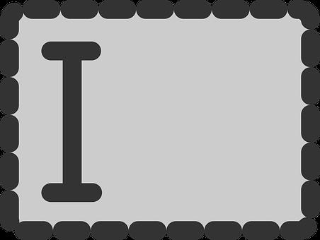 Text Box, Cursor, Edit, Write, Text, Grey, Black