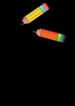 Pen, Pencil, Draw, Paint, Mine Pin, Write, Pin