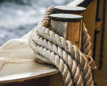 Rope, Boat, Water, Ferry, Ship, Sailing, Vessel, Travel