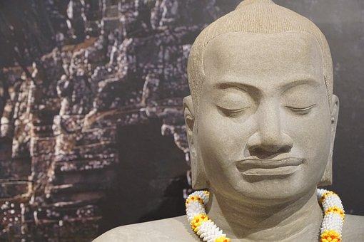 Buddha, Figure, Statue, Religion, Holy, Beds, Meditate