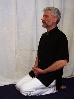 Meditation, Meditation Seat, Buddhism, Zen, Zazen