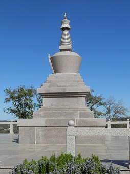 Stipa, Buddhist, Religious, Symbol, Buddhism, Tibetan