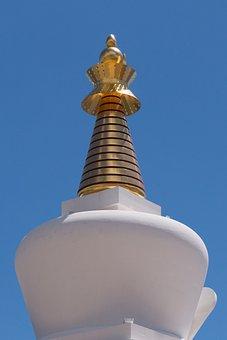 Stupa, Buddhism, Buddhist, Buddha, Eastern, Religion