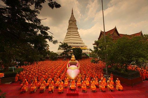 Pagoda, Supreme Patriarch, Buddhists, Patriarch