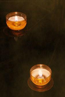 Tea Lights, Candles, Candles Tree, Christmas