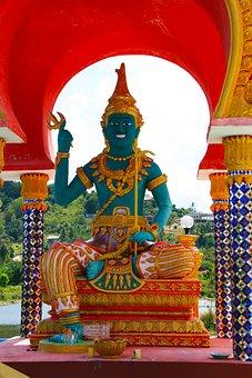 Jade, God, Buddha, Thailand, Religion, Culture, Temple