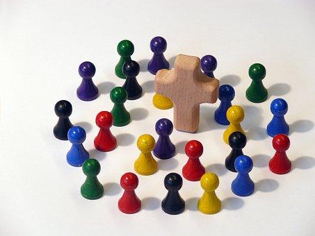 Cross, Community, Church, Christianity, Faith