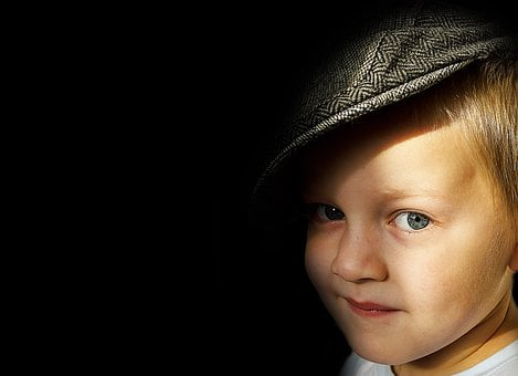 Child, Boy, People, Young, Hat, Decoration, Fashion